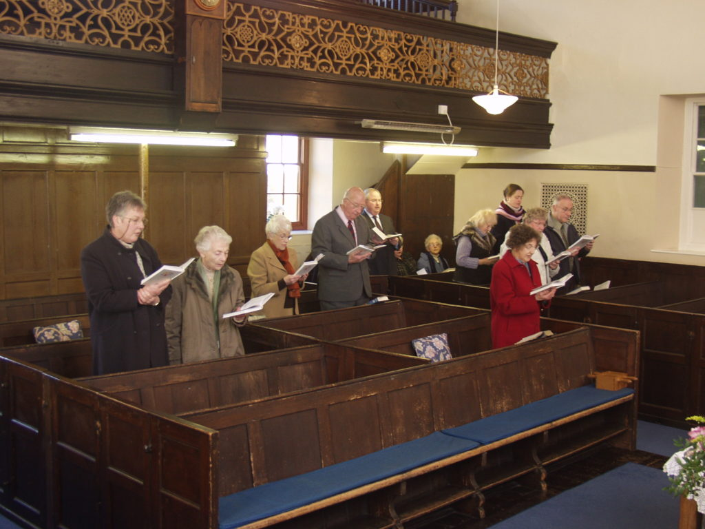 morning worship 2006